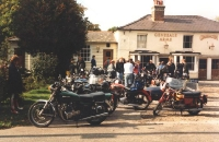 Generals Arms - Little Baddow get together